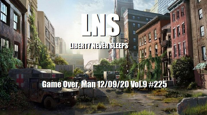 Game Over, Man 12/09/20 Vol.9 #225