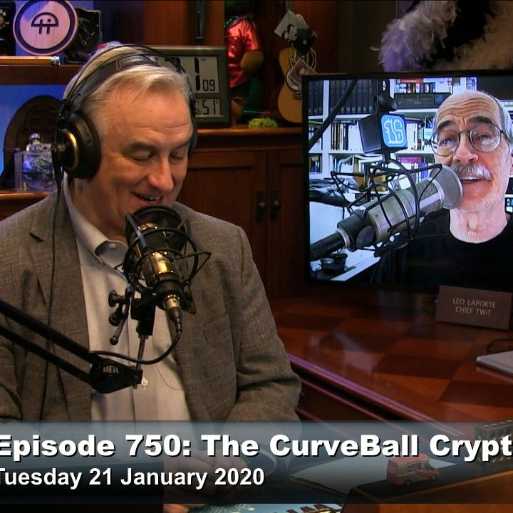 SN 750: The Crypto CurveBall