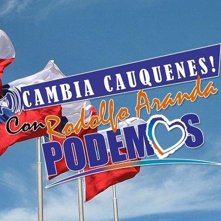 #CambiaCauquenes: El cambio profundo para Cauquenes lo haremos todos.