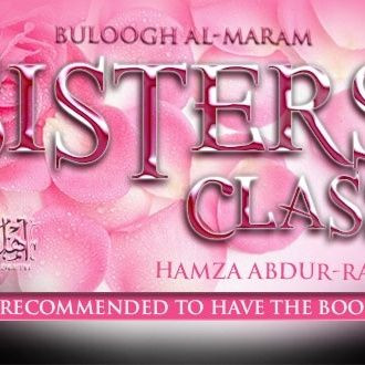 Sisters' Class @MAQWH