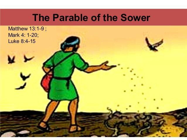 Prophecy (Part 7) {Matthew 13}