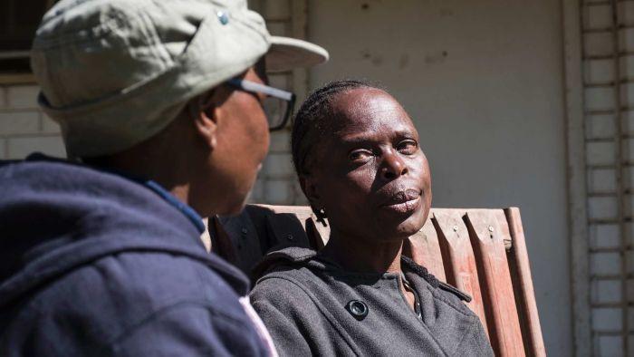 The 'Grandma Benches' of Zimbabwe