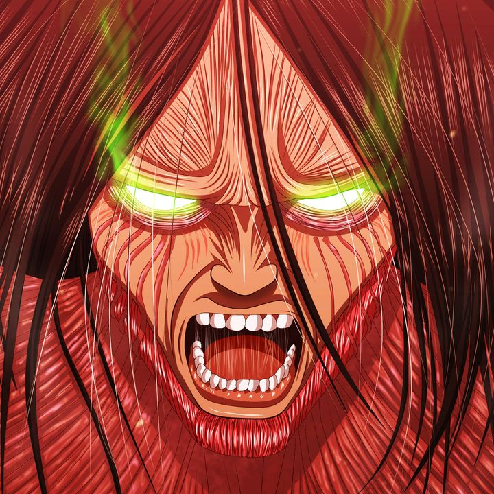 #8: Eren Activates the Rumbling! The END of the World! Attack on Titan (Chapters 115-127)