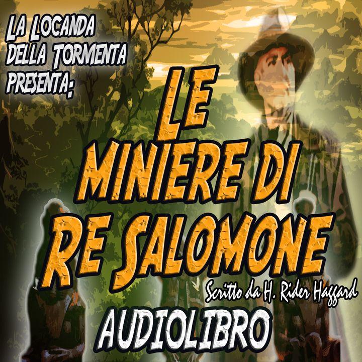 Audiolibro Le miniere di Re Salomone - H.Haggard