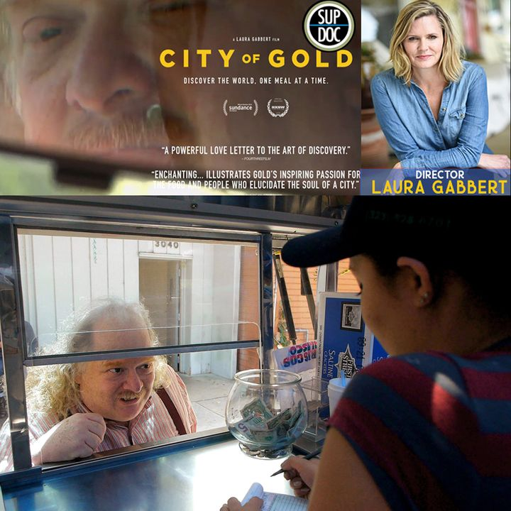 144 - CITY OF GOLD director Laura Gabbert