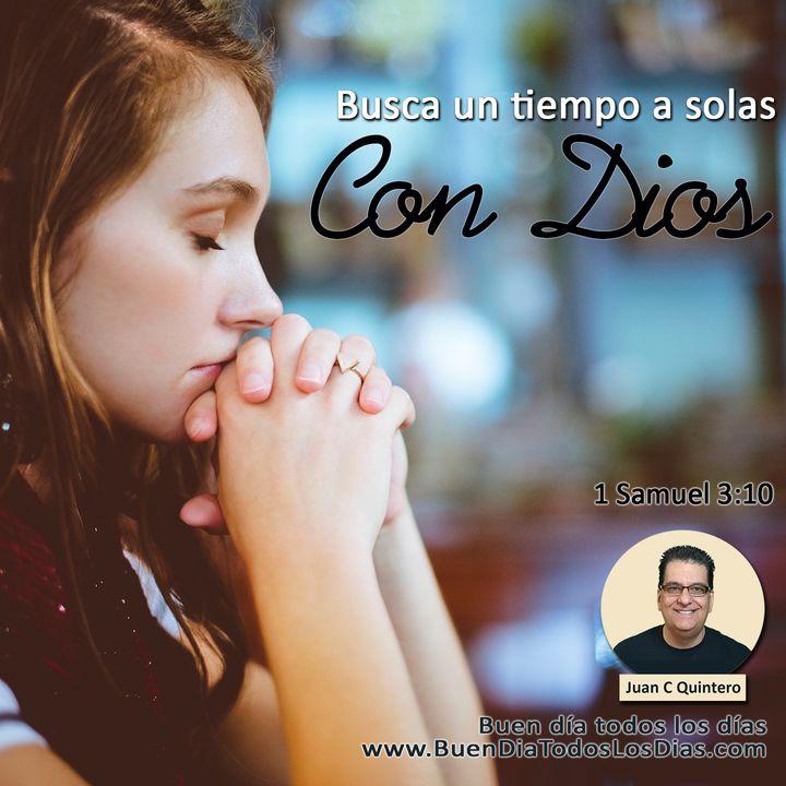 Escucha la voz de Dios