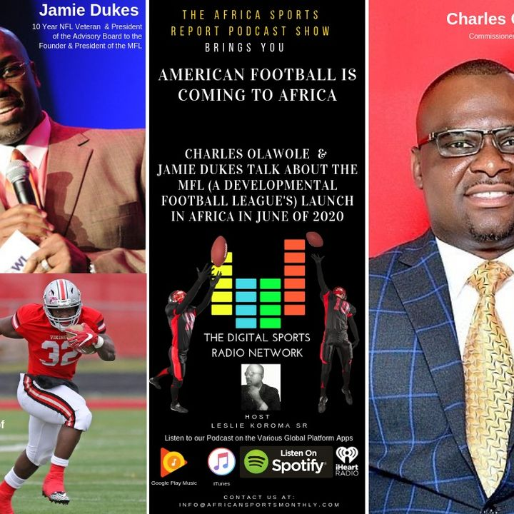 American Football is Coming to Africa