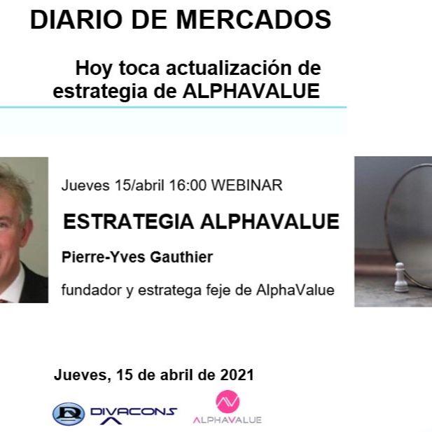 DIARIO DE MERCADOS Jueves 15 Abril