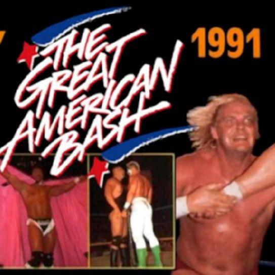 ENTHUSIATIC REVIEWS #210: WCW Great American Bash 1991 Watch-Along