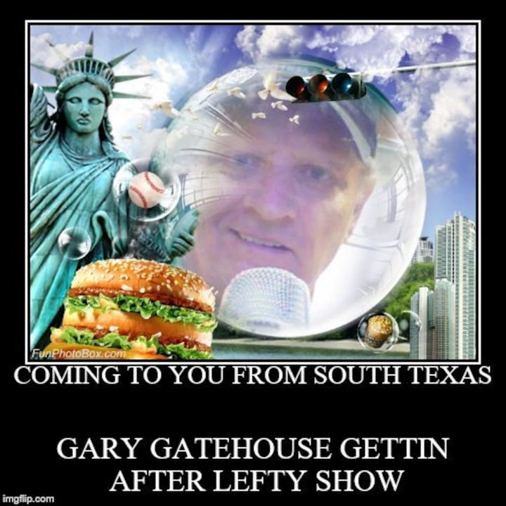 Episode 669: FEB 23 2021 GARY GATEHOUSE RADIO SHOW THE SECRET AGENT MAN GETTIN AFTER LEFTY TODAY HANDWRITING IS ON THE WALL  WE WHO LOVE OUR