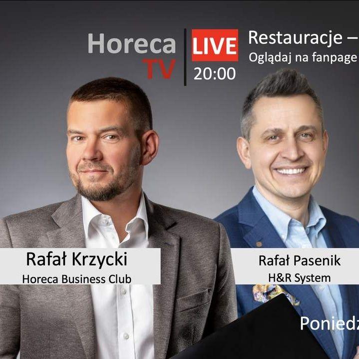 Goście Horeca Radio odc. 64 - Restauracje - ponowne otwarcie