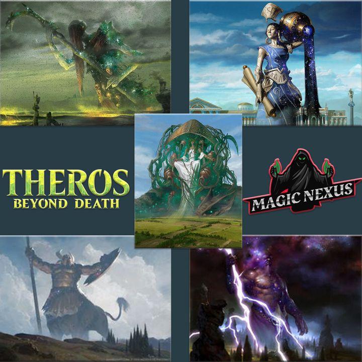Dioses de Theros part 2