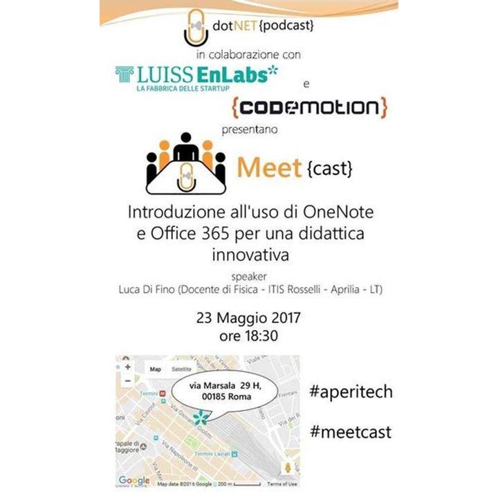 Introduzione all'uso di OneNote e Office 365 per una didattica innovativa - Luca Di Fino