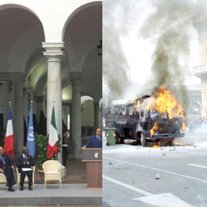 2001, Genova: il G8 del Palazzo - Le Storie di Ieri