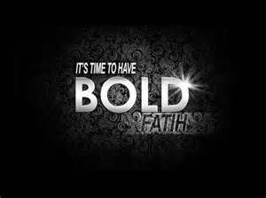 Boldness For Your Good #3