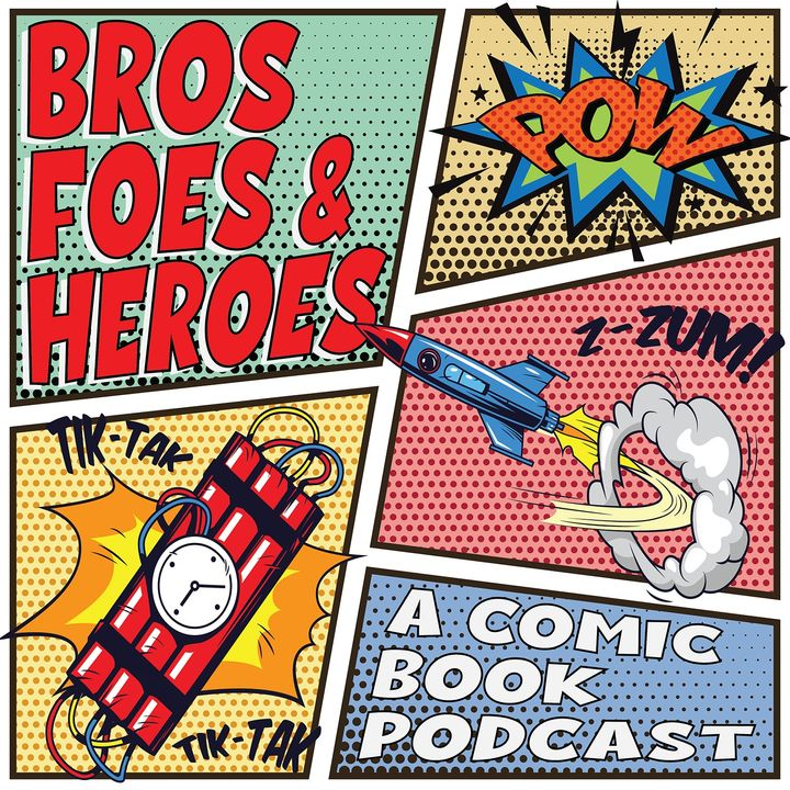 Bros Foes and Heroes