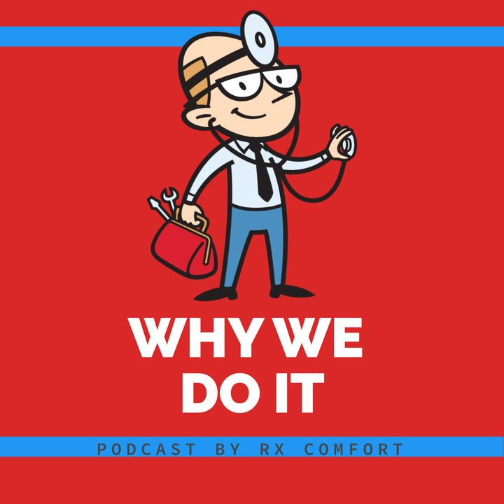 Episode 1 - Why We Do It