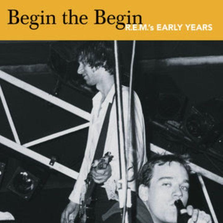 Robert Dean Lurie Releases Begin The Begin REM's Early Years