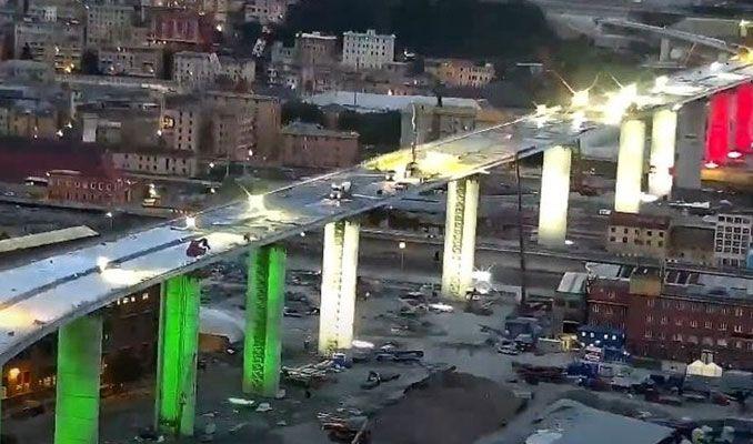 """Inaugurato il nuovo Ponte di Genova. Conte: """"E' la dimostrazione che il nostro Paese sa rialzarsi"""""""