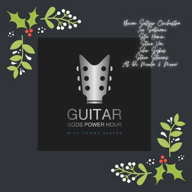 Merry Christmas! Hindsight is 2020! Guitar Gods Christmas Jams!