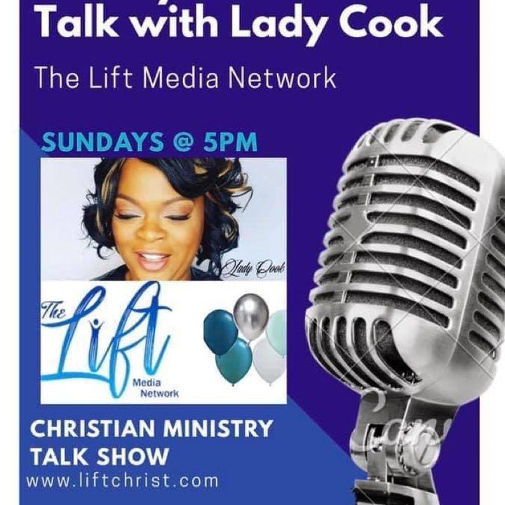 Destiny Talk Live With Lady Cook