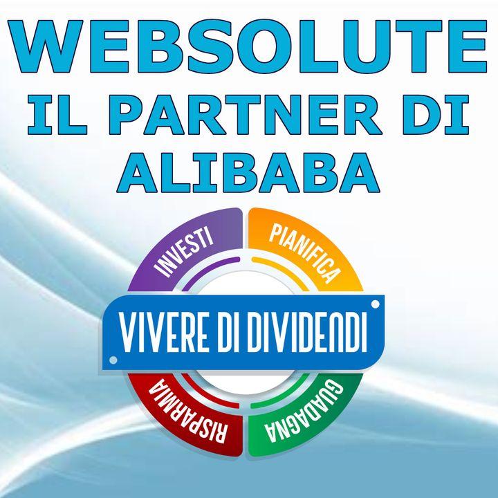WEBSOLUTE il partner di alibaba