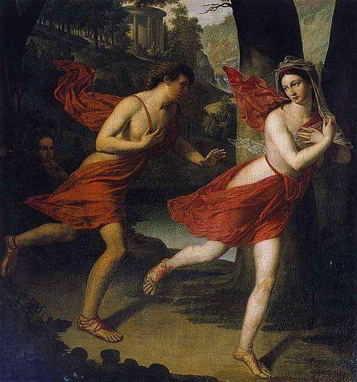3. Bölüm: Daphne ve Apollon | Karşılıksız Aşk, Eros ve Defne Ağacı- Mitolojik Hikayeler