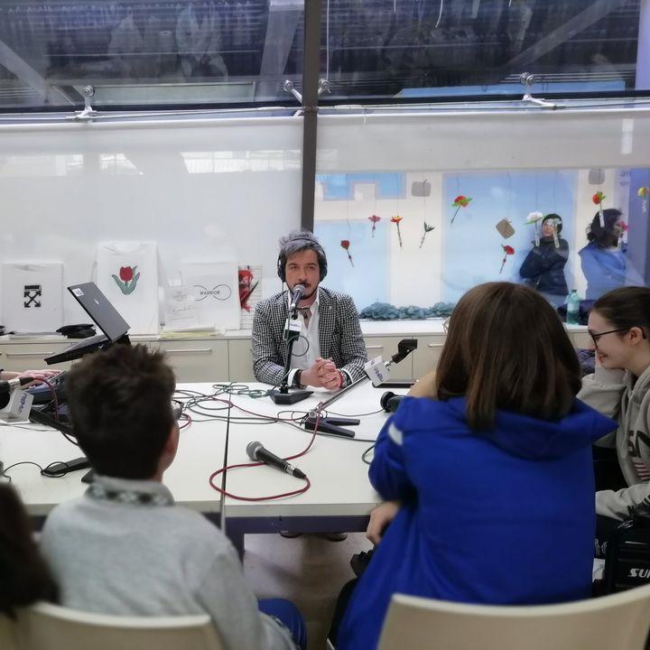 La radio entra in ospedale, Intervista a Daniela Lami