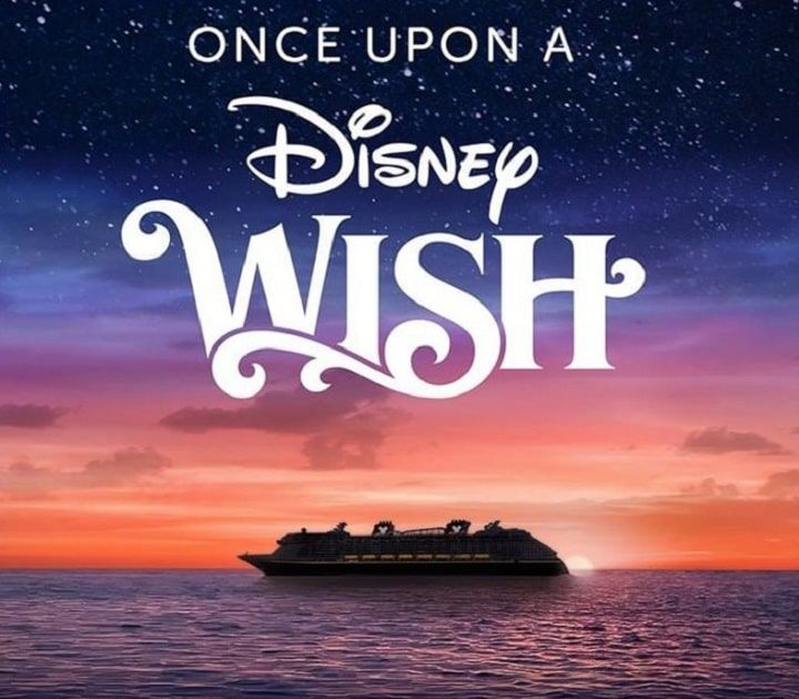 Disney Wish la nave dei sogni arriva nell'estate 2022