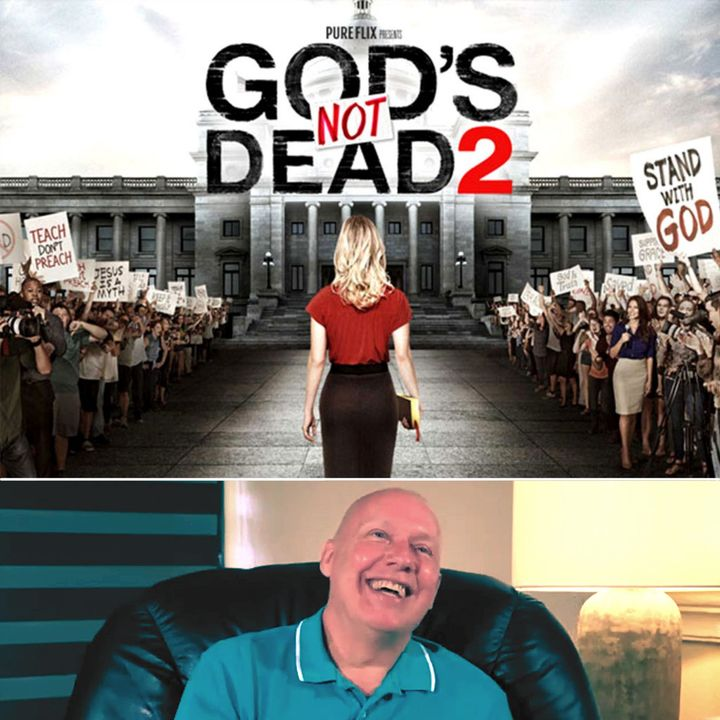Movie 'God's Not Dead 2'- Commentary by David Hoffmeister - Weekly Online Movie Workshop