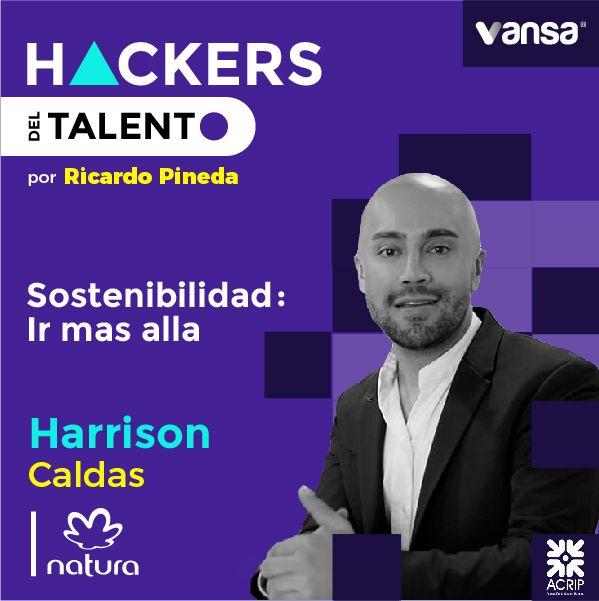 029. Sostenibilidad - Harrison Caldas (Natura)  -  Lado A