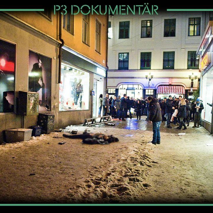 Självmordsbombaren på Bryggargatan