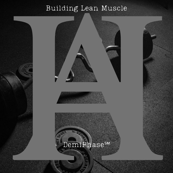 Building Lean Muscle With Delta and Alpha Brain-Wave Stimulating Frequencies.