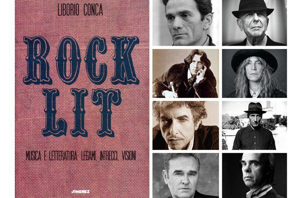 Grafite Rock Lit - Musica ispirata da letteratura