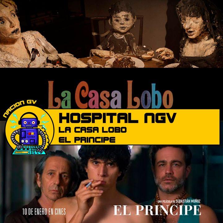 """Review """"La casa Lobo"""" y """"El Principe"""" - 6 de septiembre"""