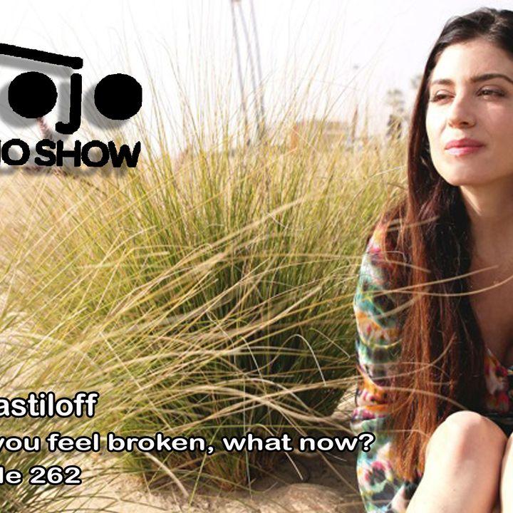 Jen Pastiloff  When you feel broken, what now?