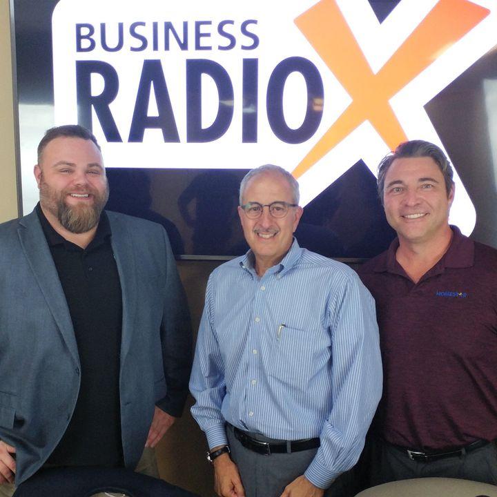 Rich Bartolotta with Schooley Mitchell Atlanta and Jay Millwood with Homestar Financial Corporation