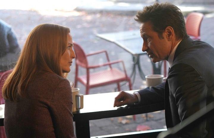226. SEASON 11 18: Scully & Mulder V (Ghouli)