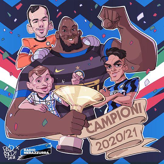 Speciale Festa Scudetto 2020/2021