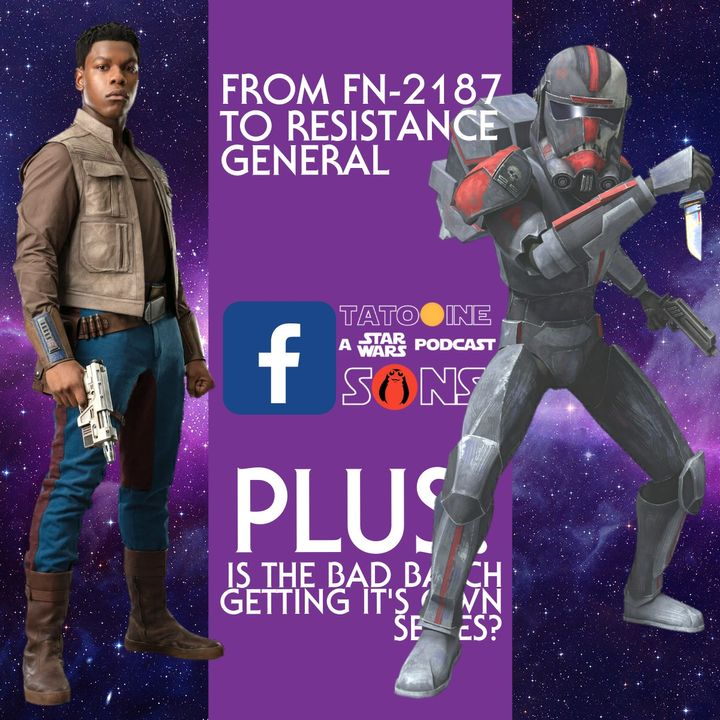 From FN-2187 to General Finn