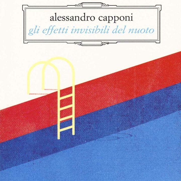 """Alessandro Capponi """"Gli effetti invisibili del nuoto"""""""