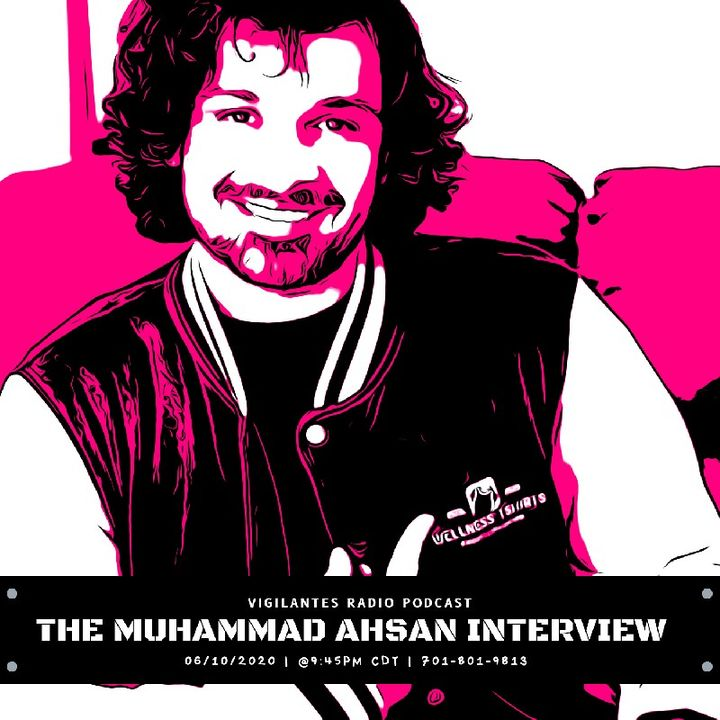 The Muhammad Ahsan Interview.