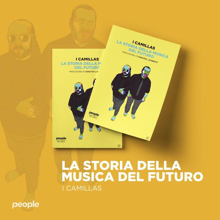 Ruben Camillas legge 'La storia della musica del futuro'