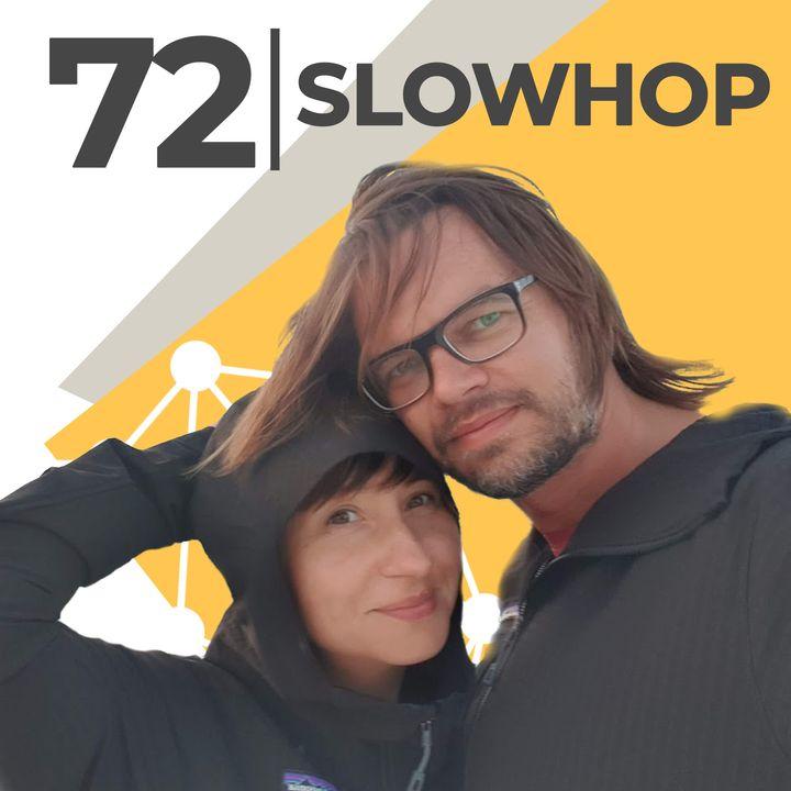 SlowHop-turystyka doświadczeń-Ola i Marcin Szałek