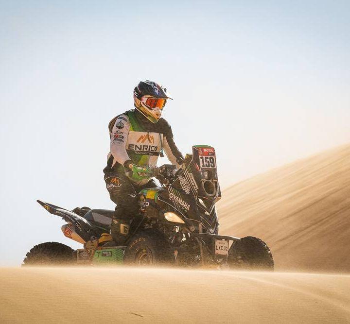 Previa etapa 4 Dakar 2021