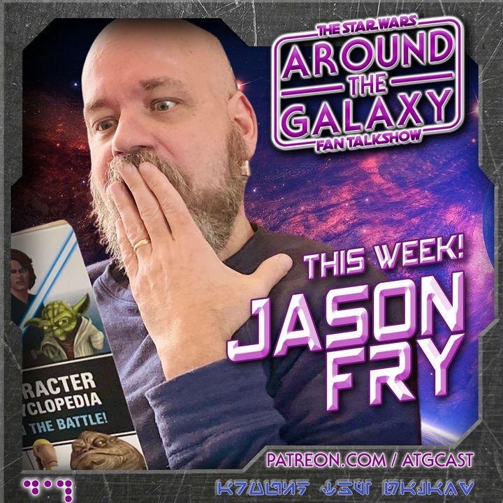 112. Author Jason Fry Returns!
