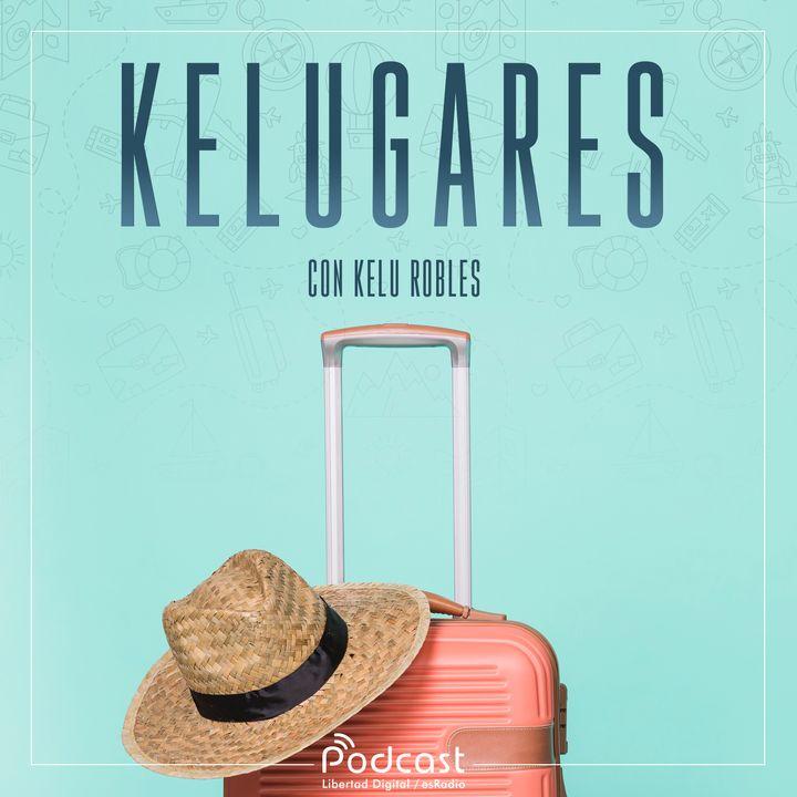 Kelugares: Viaje a los 'Lugares generalmente distantes' de Carmelo Jordá