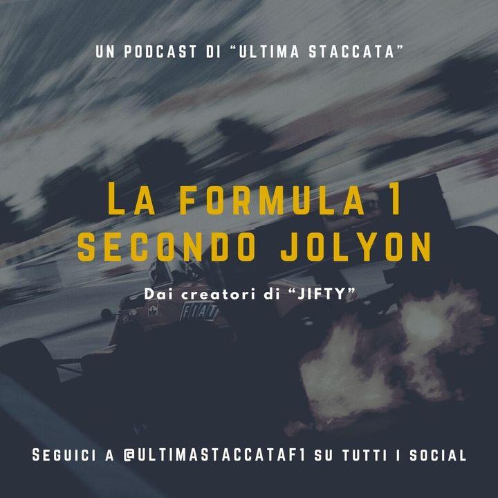 La Formula 1 secondo Jolyon