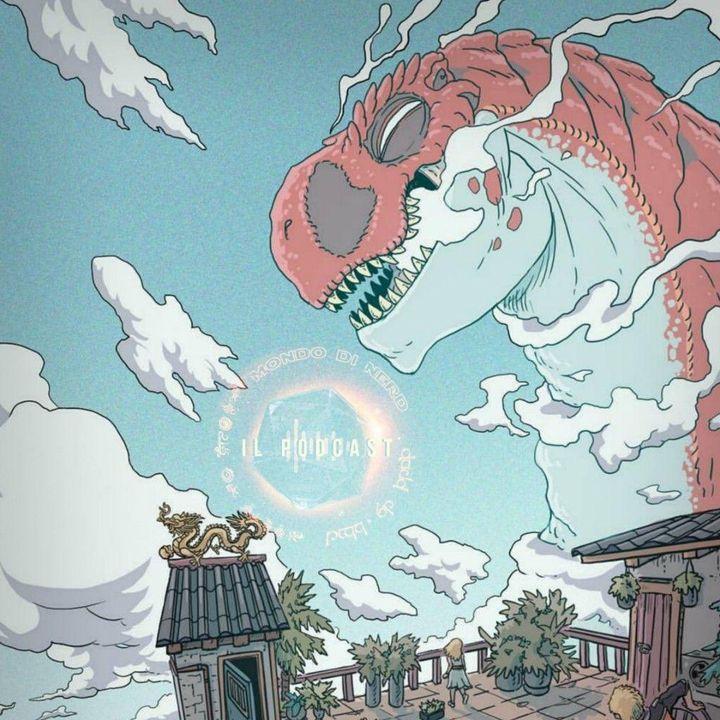 ep. 24 - Di dinosauri, magia e pokémon (Due chiacchiere con Capitan Artiglio)