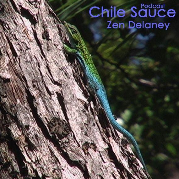 Chile Sauce with Zen Delaney on Lingo Radio Monday 15 June 2020